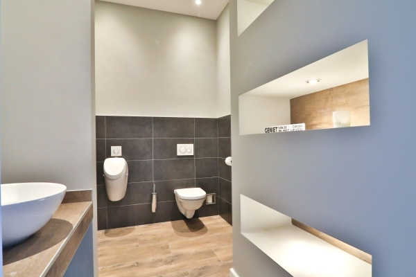 Grote Frisse Badkamer : Badkamer en toilet verbouwen bouwbedrijf g hummel